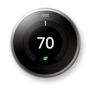NEST Thermostat Screenshot