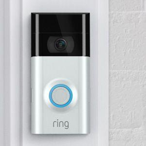 Ring Connected Doorbell Screenshot