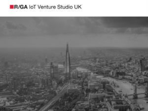 "R/GA Ventures opens London based IoT ""Venture Studio"""