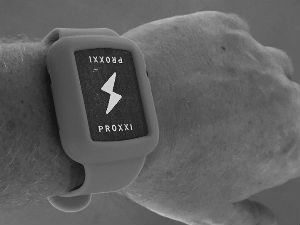 Proxxi: Smart Electric Field Wearable