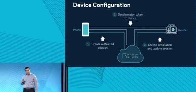 Facebook's mobile app platform Parse opens up to the IoT