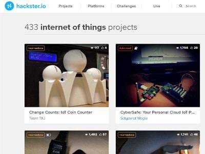 Hackster.io IoT Projects