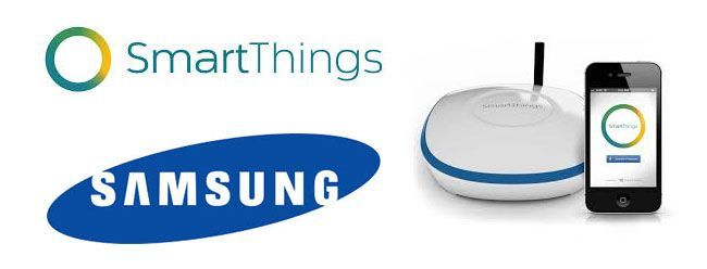 Samsung acquires SmartThings for $200 million