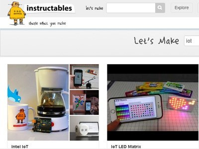 IoT Project Instructables
