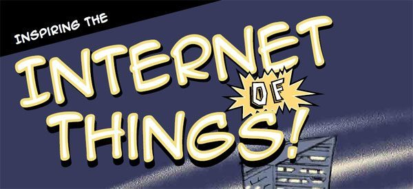 Internet of Things comic released