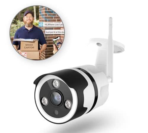 Video Smart Garage