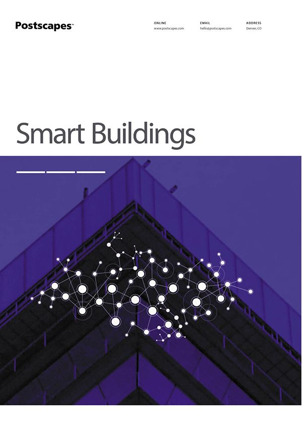 Smart Buildings Report Cover