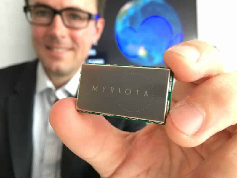 Myriota's IoT satellite venture gets $15M Series A backed by Boeing and others 1 image