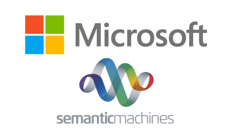 Microsoft buys conversational AI company Semantic Machines for an undisclosed sum 1 image