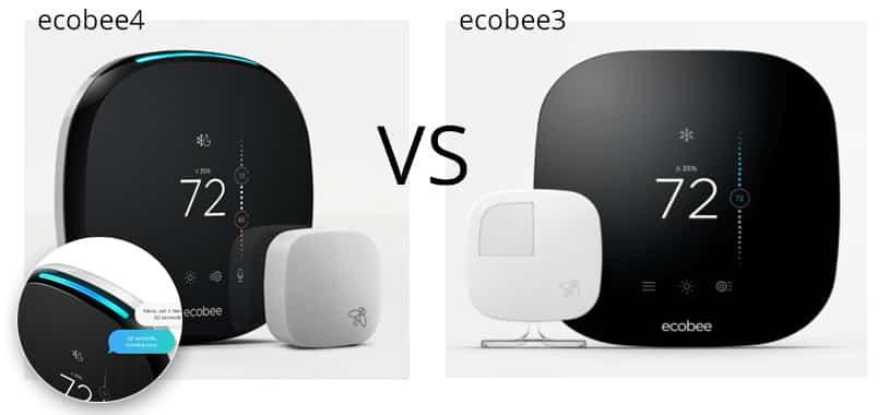 ecobee 4 vs 3