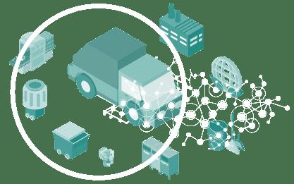 Smart Waste Graphic