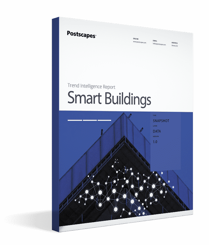 Smart Building Standing Cover