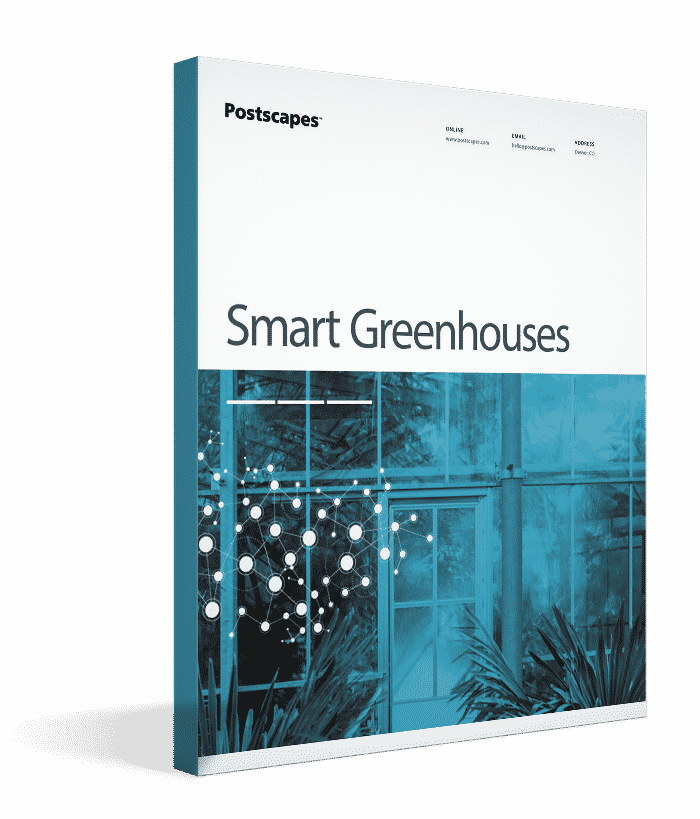 Smart Greenhouse Standing Cover