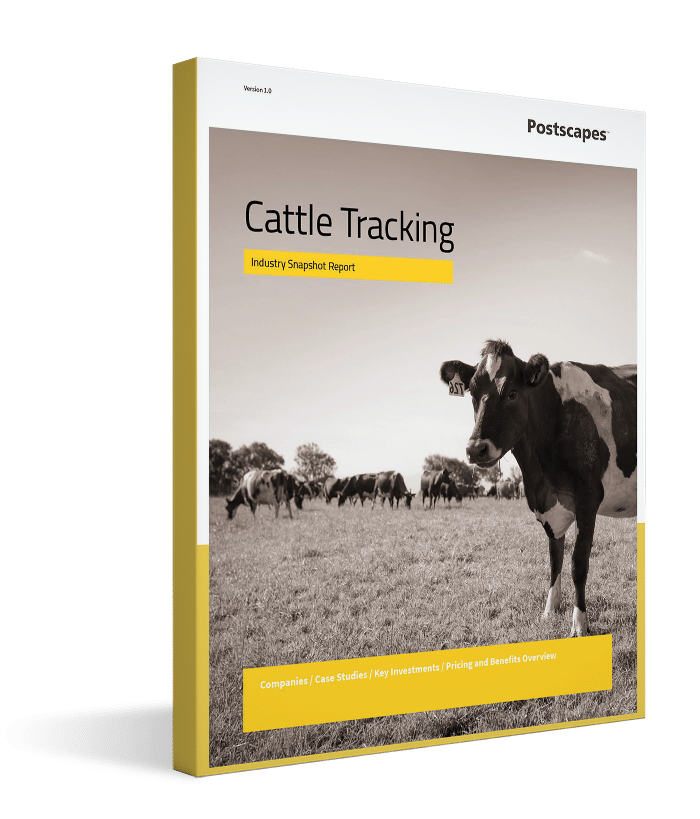 Cattle Tracking Cover