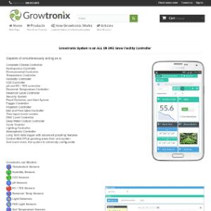 Growtronix Logo