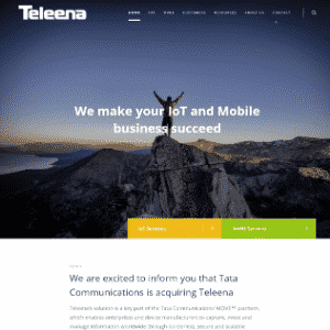 Teleena (Acquired by Tata Communications) Thumbnail