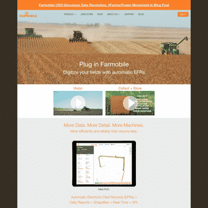 Agtech Smart Farming (2019 Guide to Top Applications