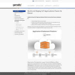 SensorLogic (Acquired by Gemalto) Thumbnail