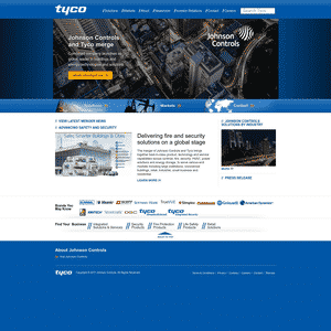 Tyco (Acquired by Johnson Controls) Thumbnail