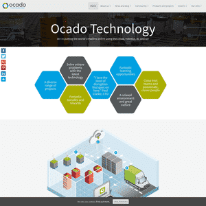 Ocado Technology Logo