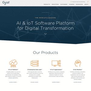 C3 IoT Logo