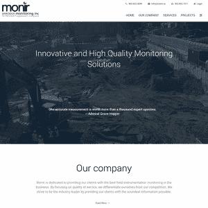 Monir Logo