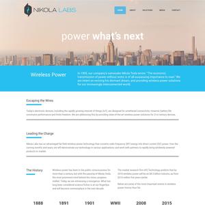Nikola Labs Logo