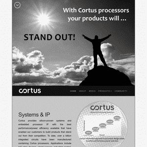 Cortus SAS Logo