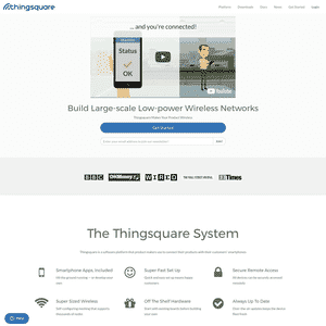 Thingsquare Logo