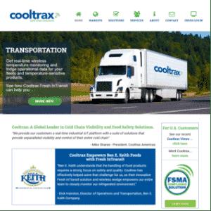 Cooltrax Logo