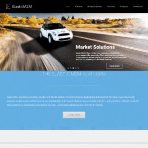 ElasticM2M Logo