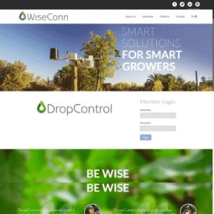 WiseConn Logo