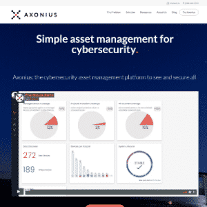 Axonius Logo