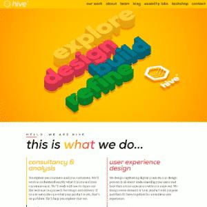 Hive IoT Logo