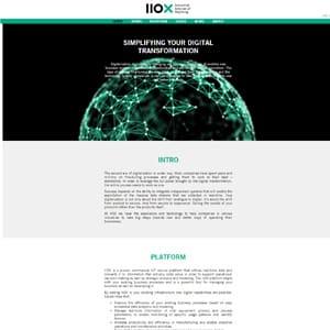 IIOX Logo