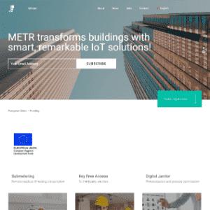 METR Logo