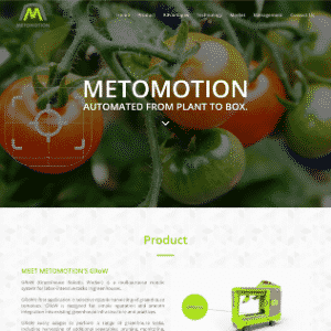 METOMOTION Logo