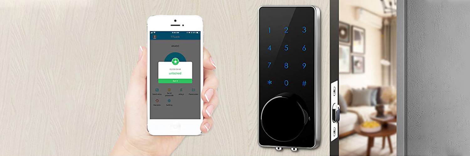 Touchscreen Smart Lock 5 image