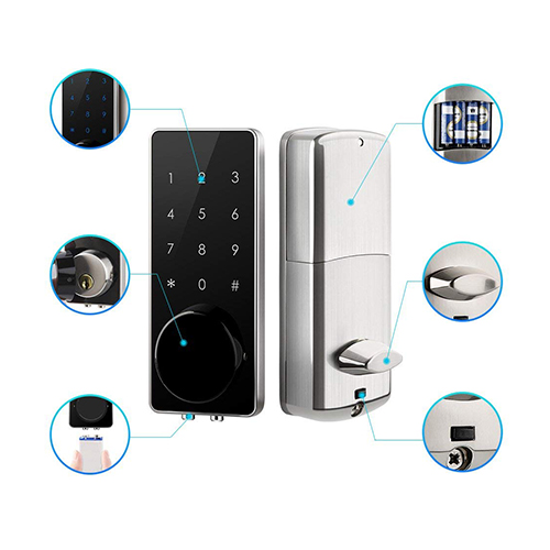 Smart Lock With Keypad 8 image