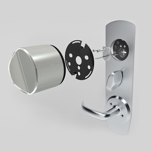 Bluetooth Door Lock 14 image