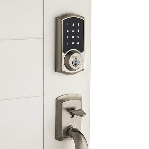 Smart Lock With Keypad 33 image