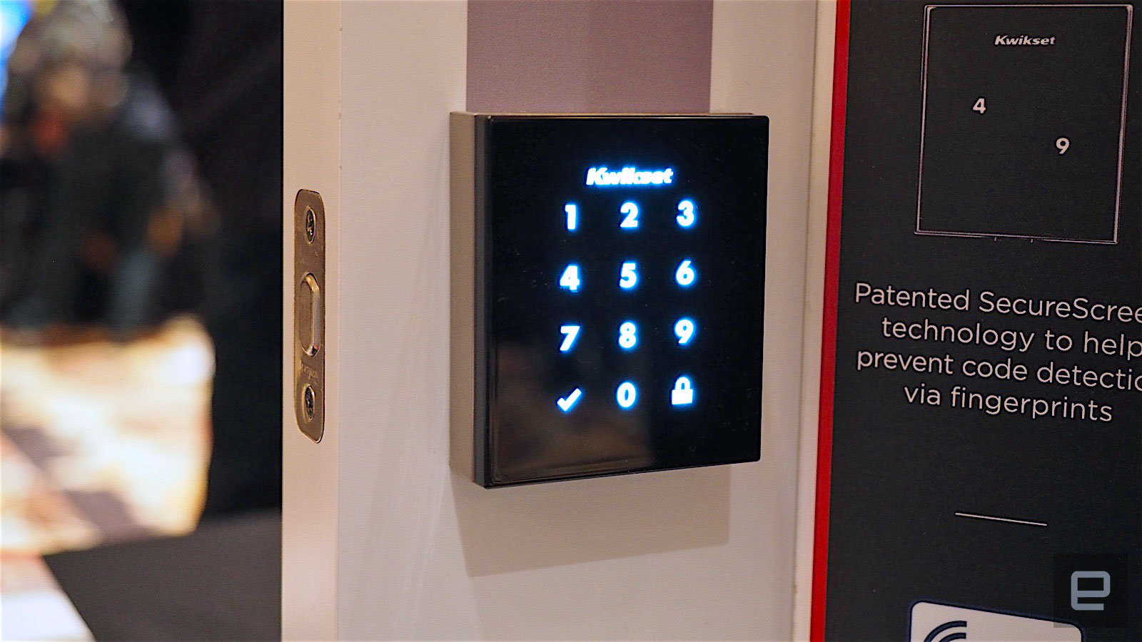 Smart Lock With Keypad 39 image