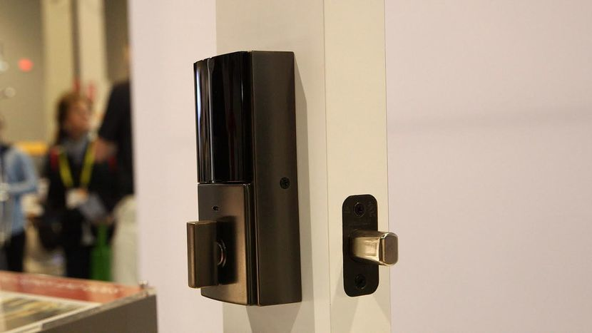 Smart Lock With Keypad 38 image