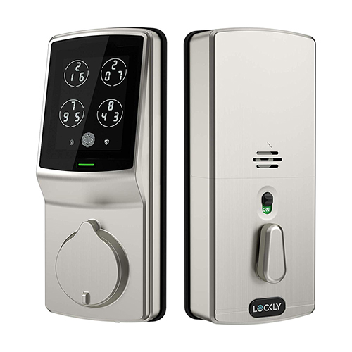 Smart Lock With Keypad 50 image