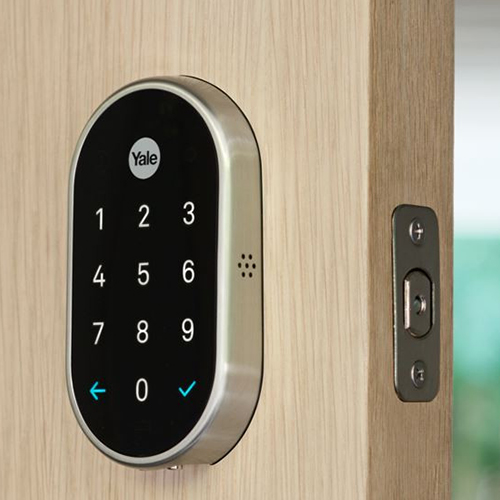 Smart Lock With Keypad 59 image