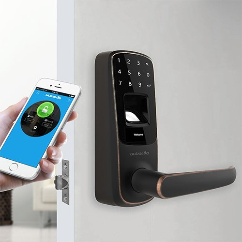 Smart Lock Door Knob 21 image
