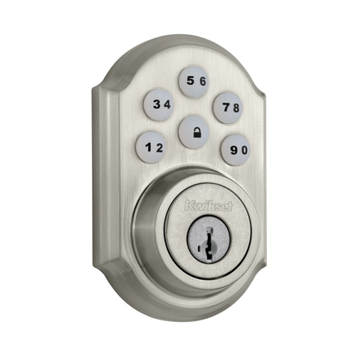 Smart Lock With Keypad 25 image