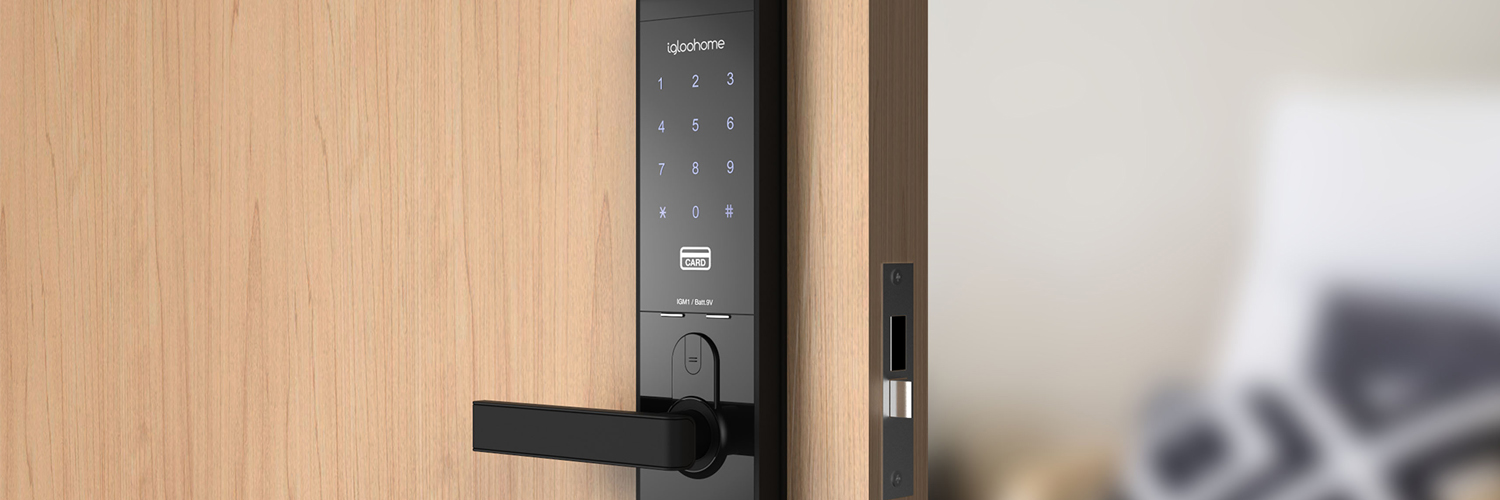 Smart Lock With Keypad 17 image
