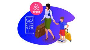 airbnb smart lock