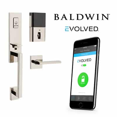 Baldwin Evolved Lock